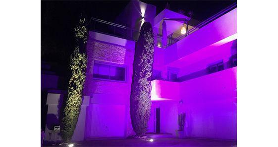 Villa de lumières